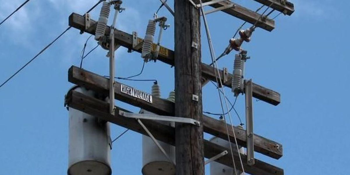 Power outages impact 9,000+ SWEPCO customers in LA