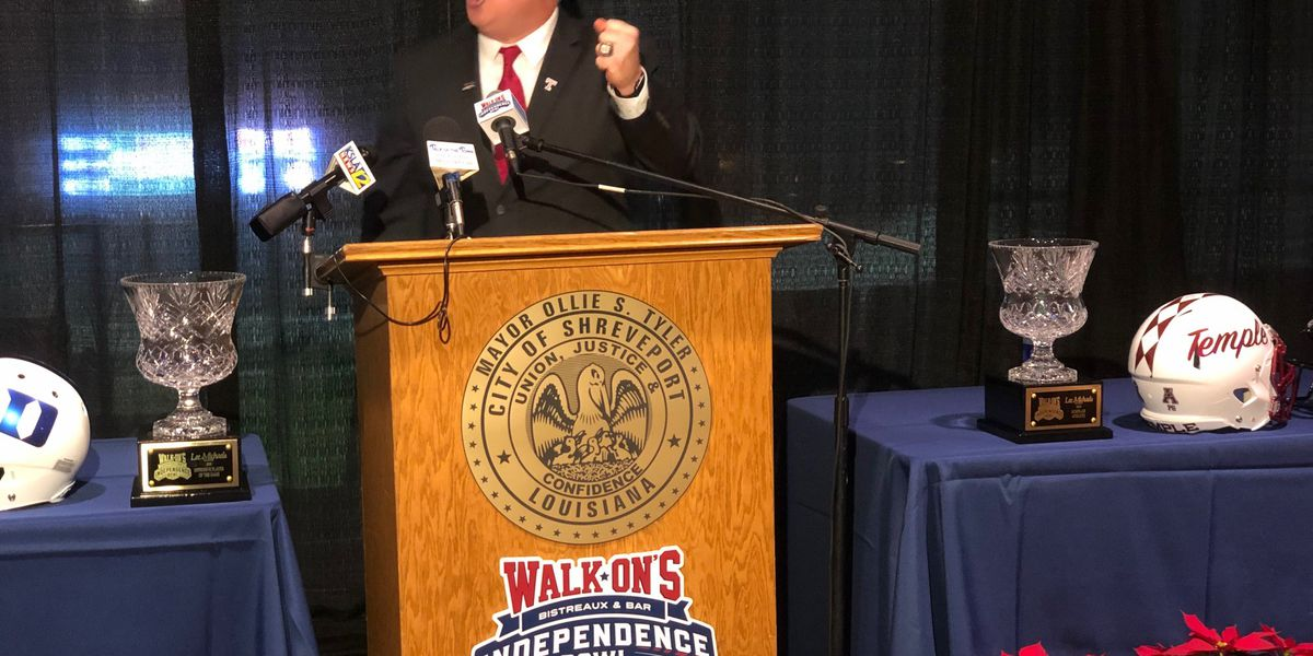 Independence Bowl Announcement Party