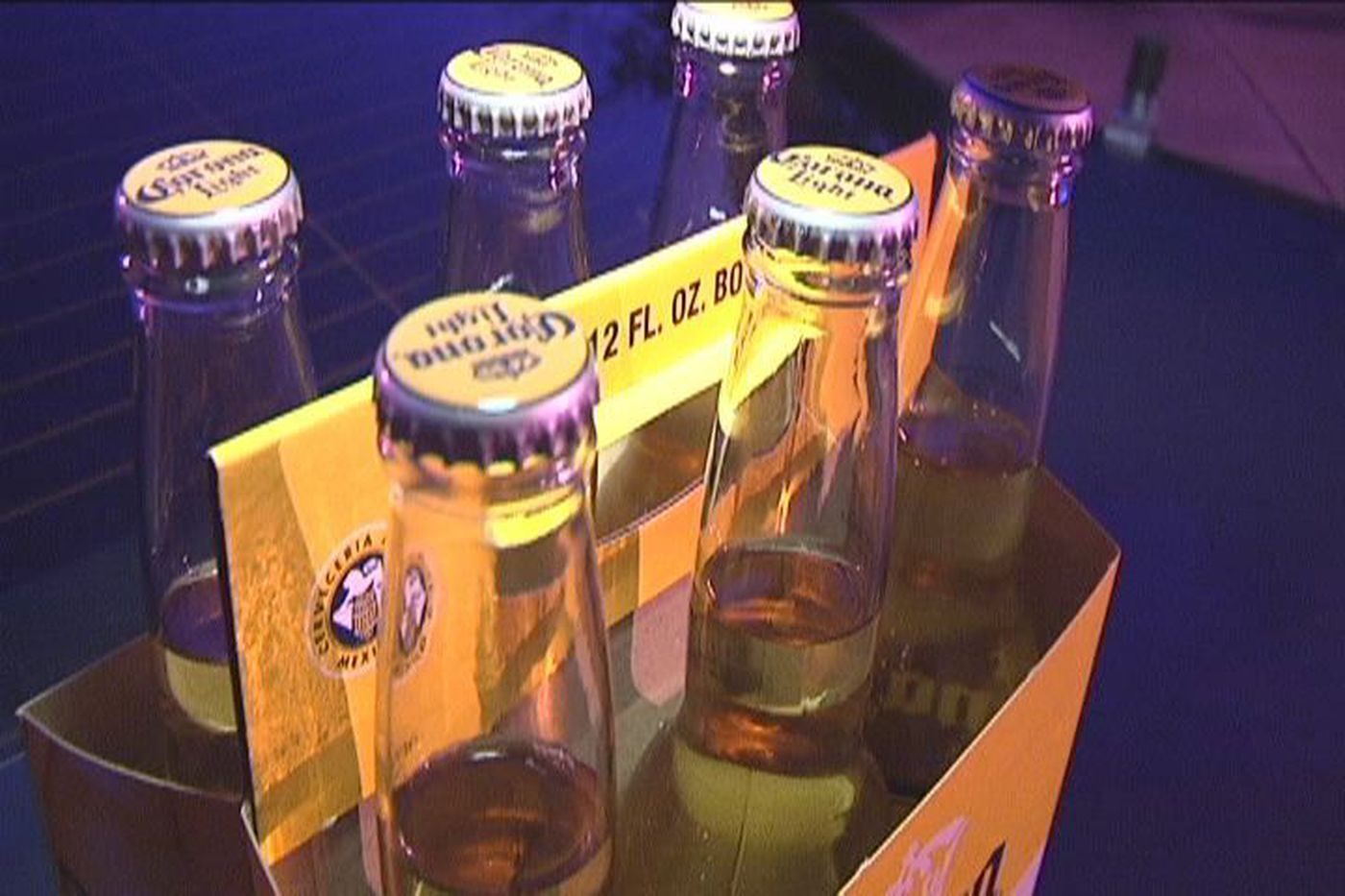 Cracking down on underage alcohol sales