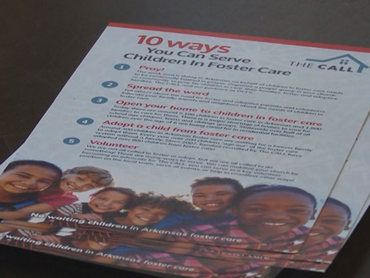 Report: Arkansas in foster care crisis, needs more foster homes