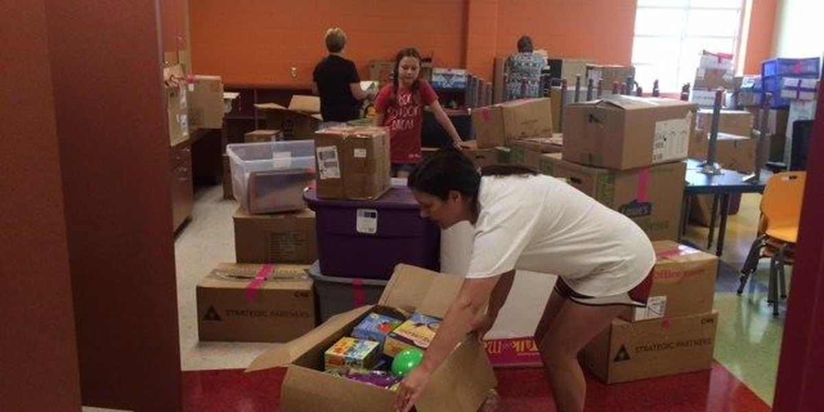 Teachers move into new classrooms at Liberty Eylau Early Childhood Center
