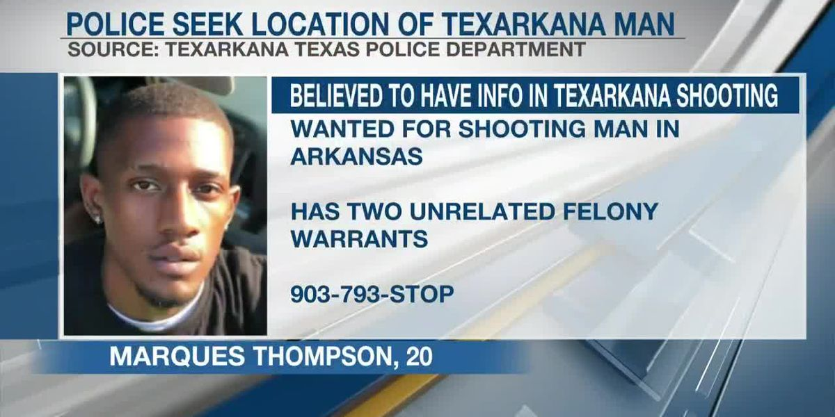 Texas man wanted; believed to have shot man twice in 2 weeks