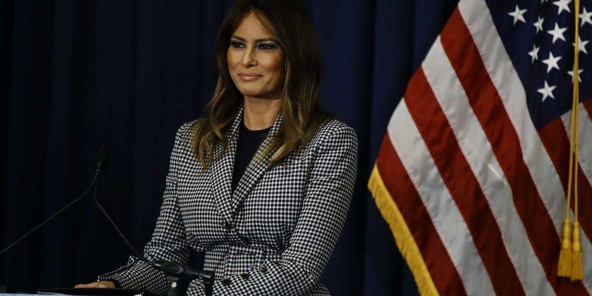 Melania Trump calls for firing of White House adviser