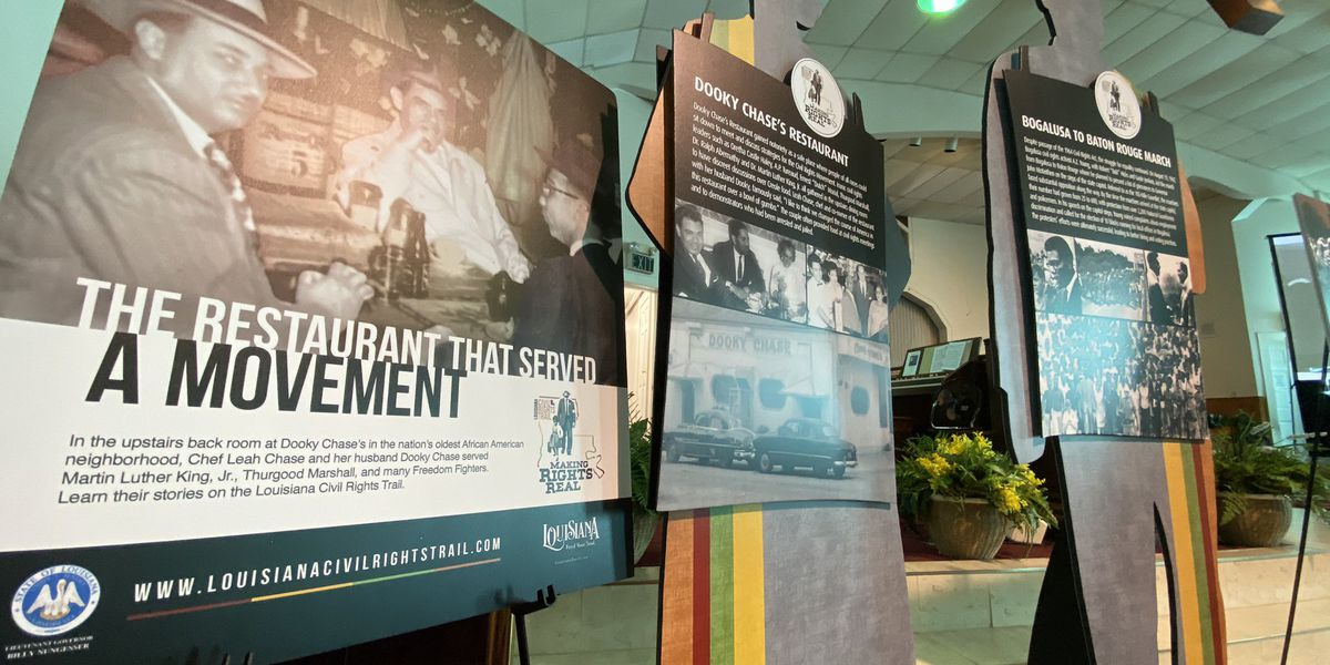 Little Union Baptist Church honored with marker on Louisiana Civil Rights Trail