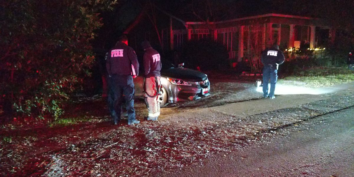 Car engulfed in flames, SFD on scene to investigate