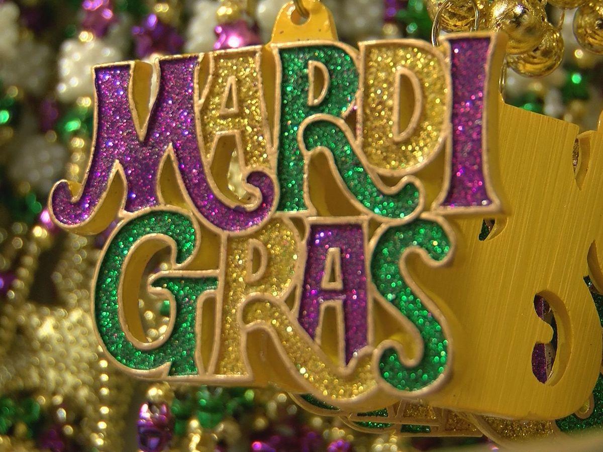 Blue Bell brings back Mardi Gras 'King Cake'