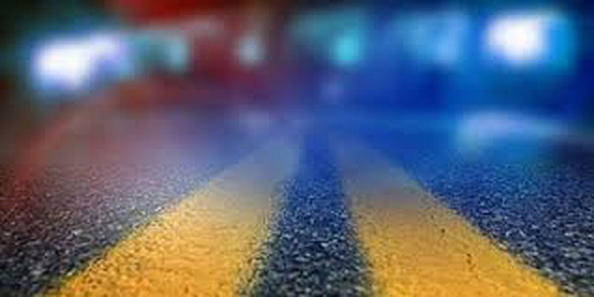 Man killed, passenger hurt when car runs into their motorcycle