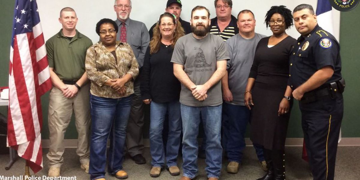 Marshall PD holds second session of citizens police academy