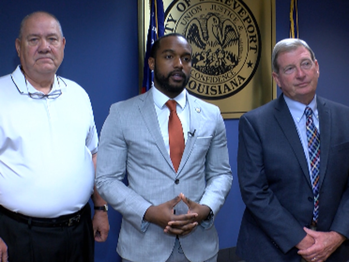 Shreveport-Caddo law enforcement agencies discuss curbing summer violence