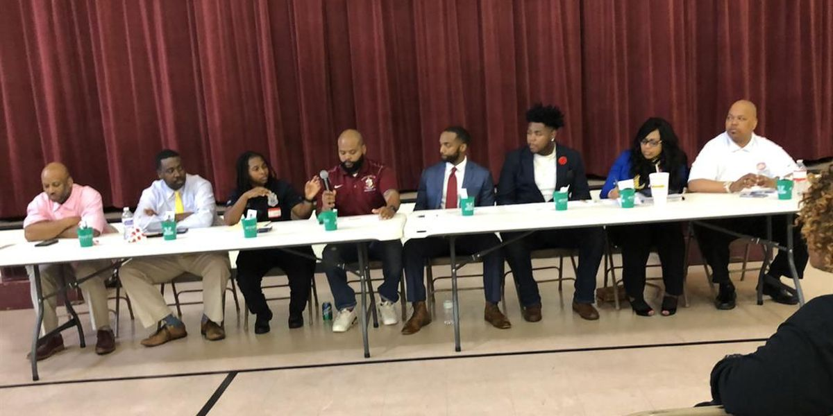 'We Have A Voice Too' youth townhall discussion
