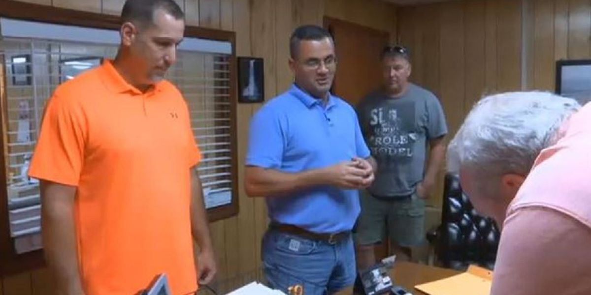 Some ETX deputies petitioning for a pay raise