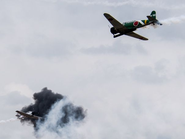 'Tora, Tora, Tora!' delivers moving history lesson during Barksdale air show
