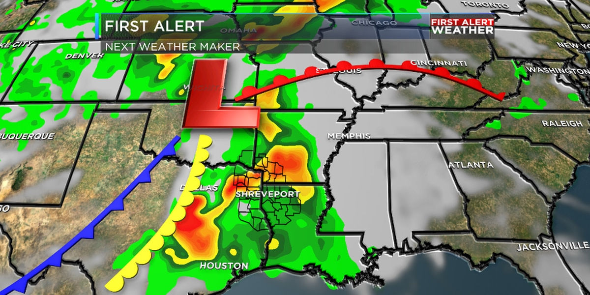 FIRST ALERT: Heavy rain and severe weather possible midweek