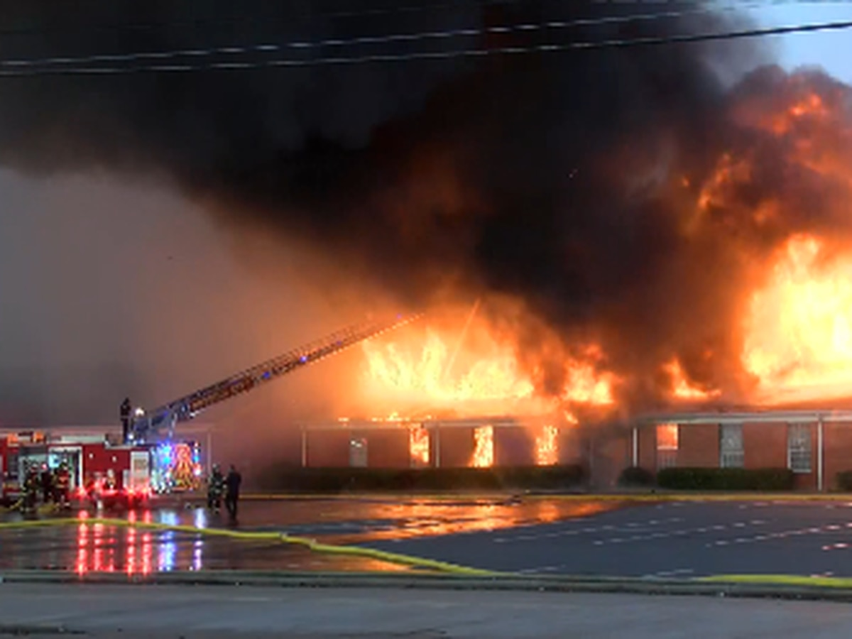 Faith Through the Flames: First Bossier remains resolute after massive blaze