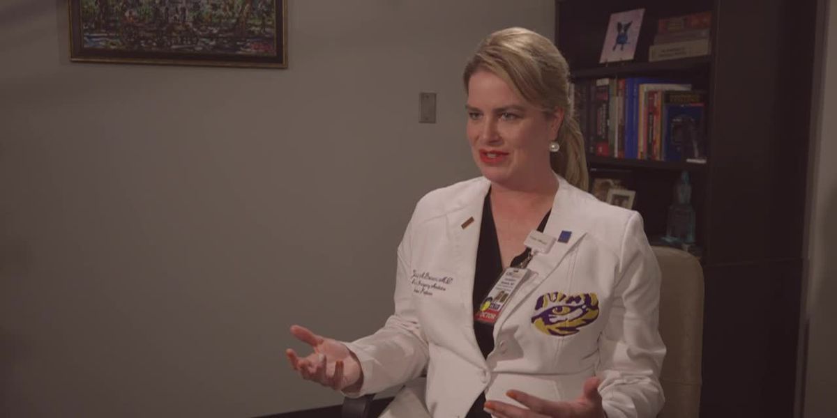 EXTENDED INTERVIEW: Dr. Jacquelyn Bowers, dir. of emergency services, Ochsner LSU Health Shreveport