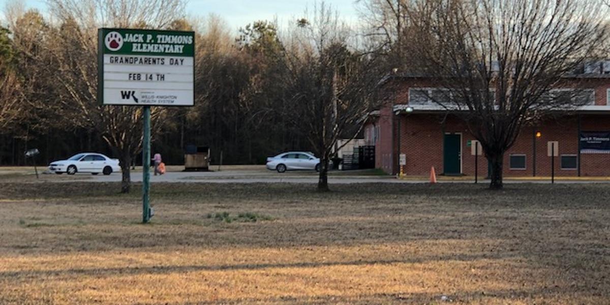 Flu, flu-like symptoms force temporary closure at Jack P. Timmons Elementary School