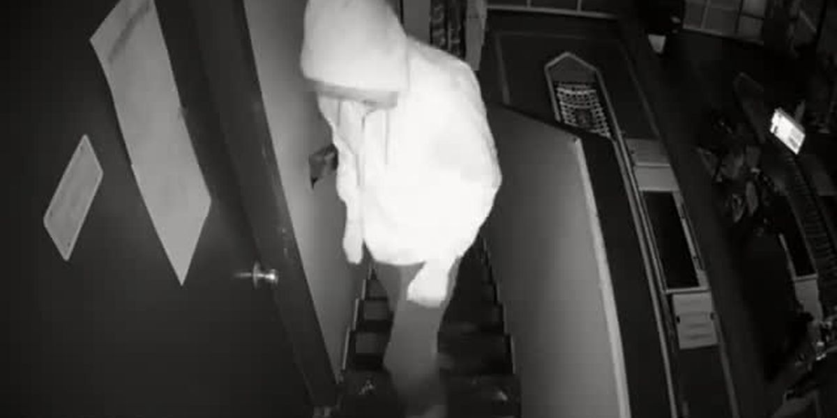 Shreveport police share video of burglary Jan. 3 at a business in the 9100 block of Mansfield Road
