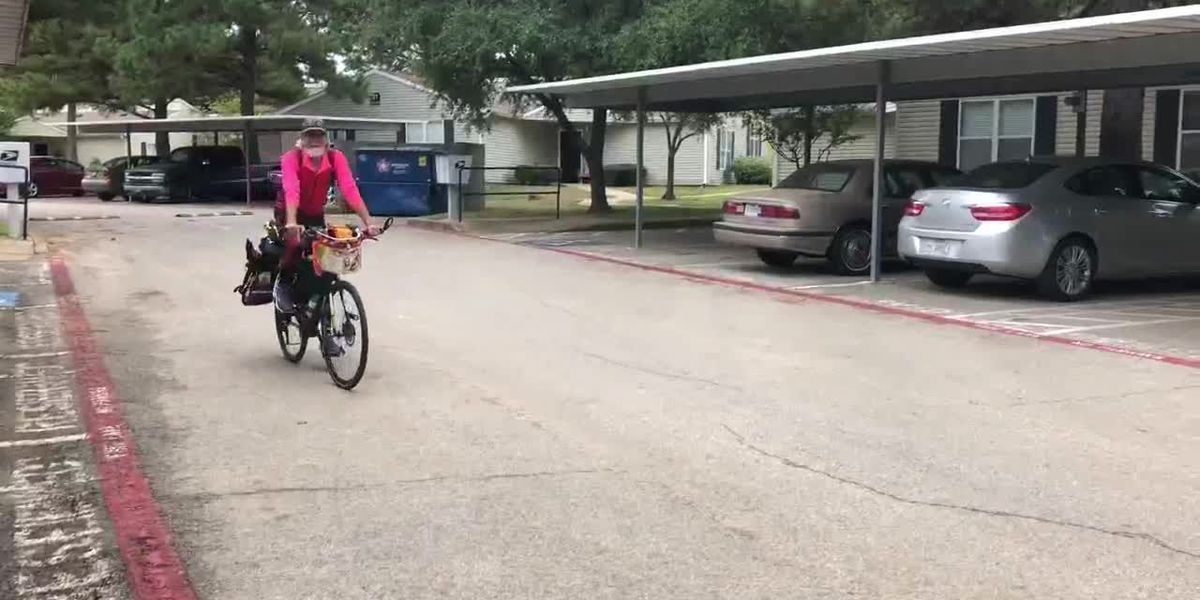 WEBXTRA: Cody Anderson bikes more than 13,600 miles for charity