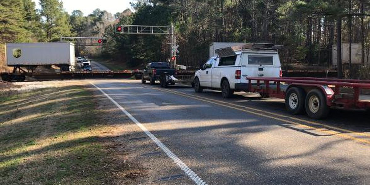 Traffic may have long wait at Marion Co RR crossings