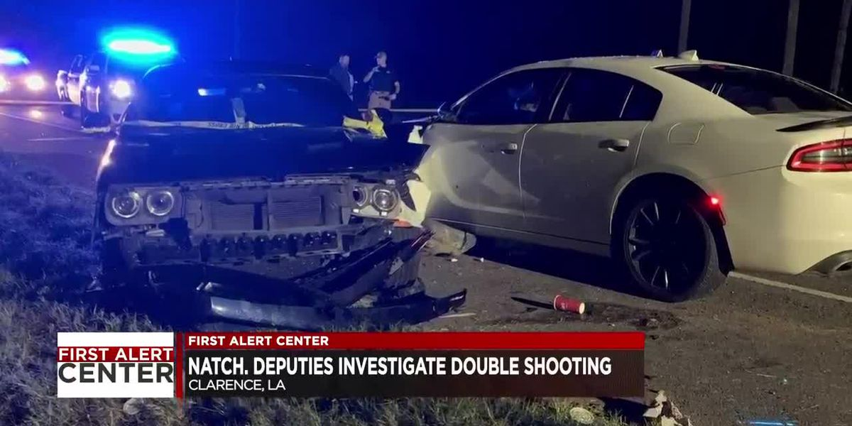 NPSO deputies investigating double shooting; suspects sought