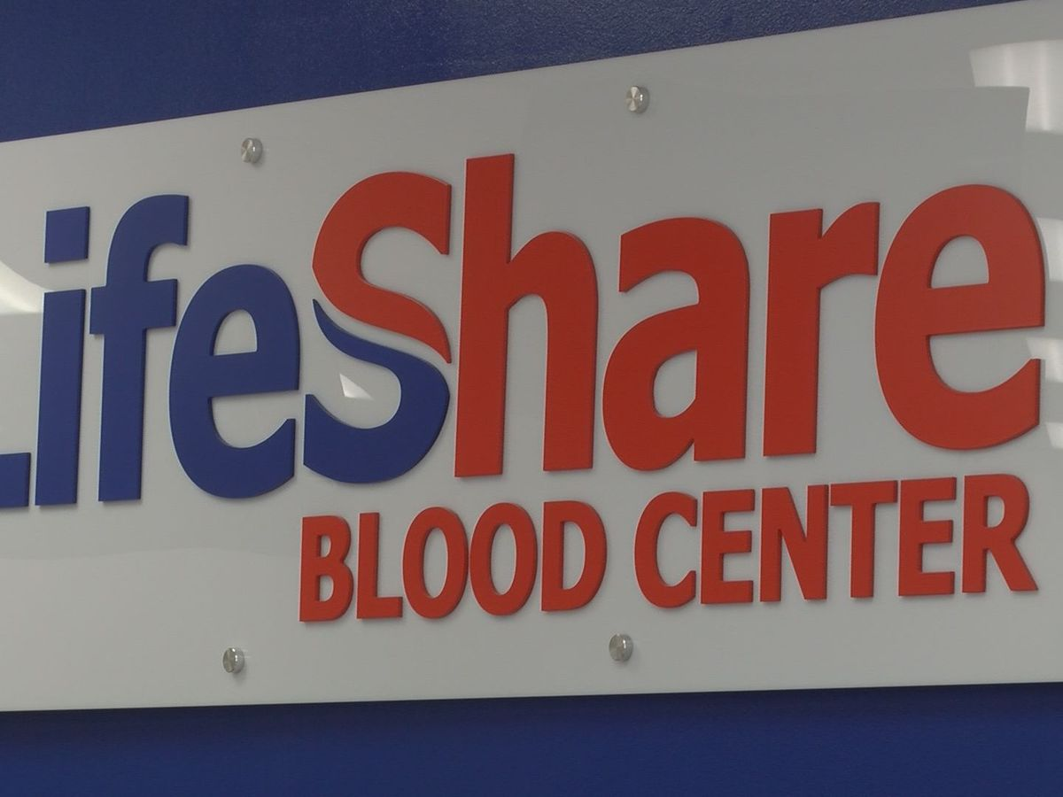 "Why the Annual ""United We Give"" LifeShare Blood Drive matters"