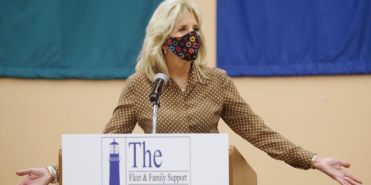 Jill Biden shines fresh spotlight on military family program