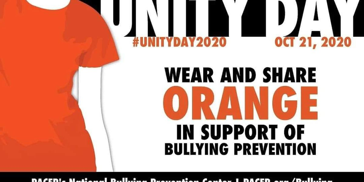 STOMP OUT BULLYING: October is Nat'l Bullying Prevention Month